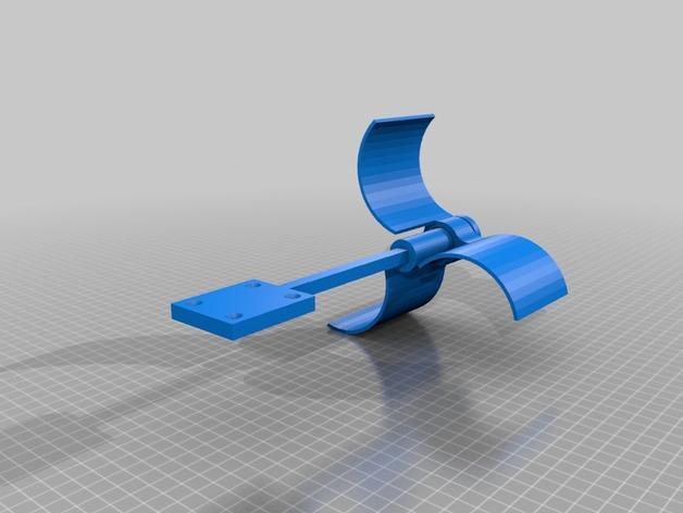 风车 3D模型  图3