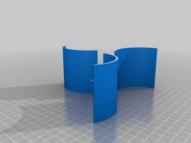 风车 3D模型  图9