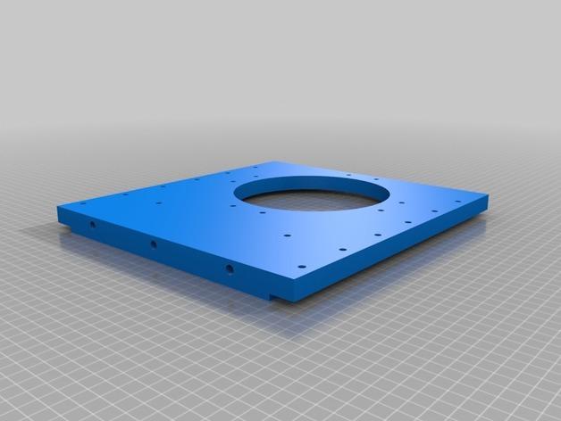 TimROV-一个开源远程追踪操作控制四轮车 3D模型  图24