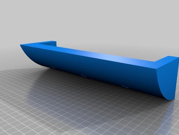 TimROV-一个开源远程追踪操作控制四轮车 3D模型  图22