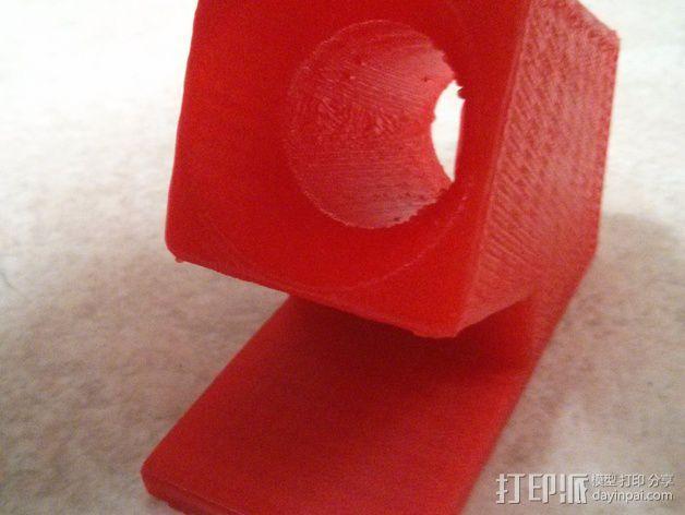 免清洗焊膏注射器套 3D模型  图4