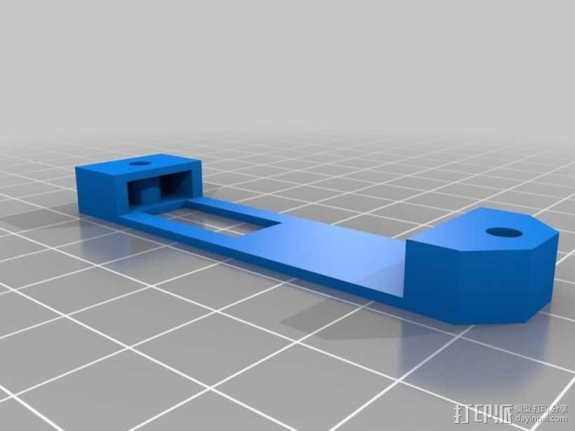 T6 / Y6 四轴飞行器 3D模型  图21