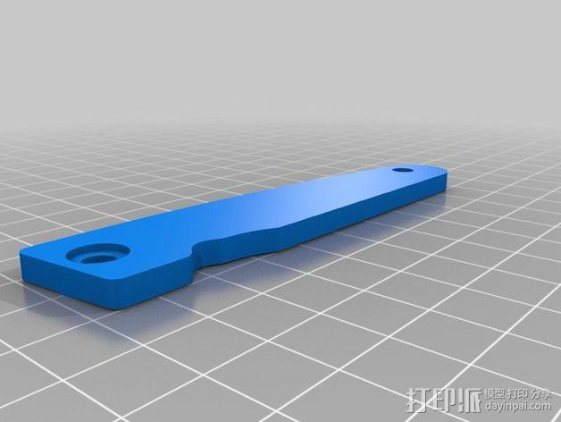 彩色小刀 3D模型  图5