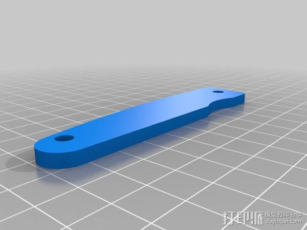 彩色小刀 3D模型  图6