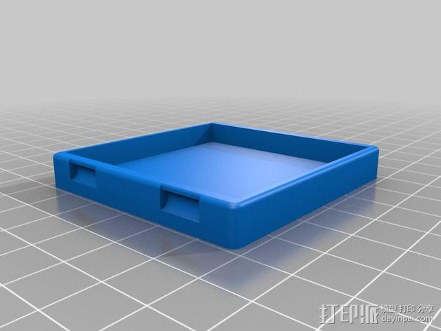 KK2.1 开关盒为 3D模型  图3