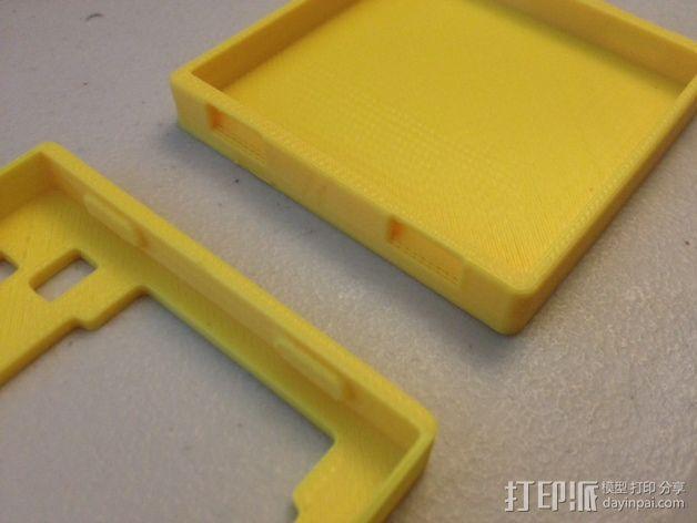 KK2.1 开关盒为 3D模型  图5