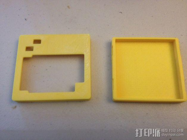 KK2.1 开关盒为 3D模型  图4