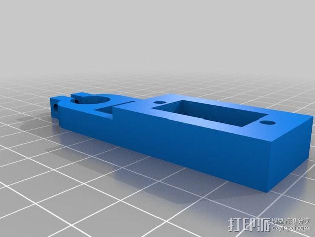 LiteArm 附件 3D模型  图2