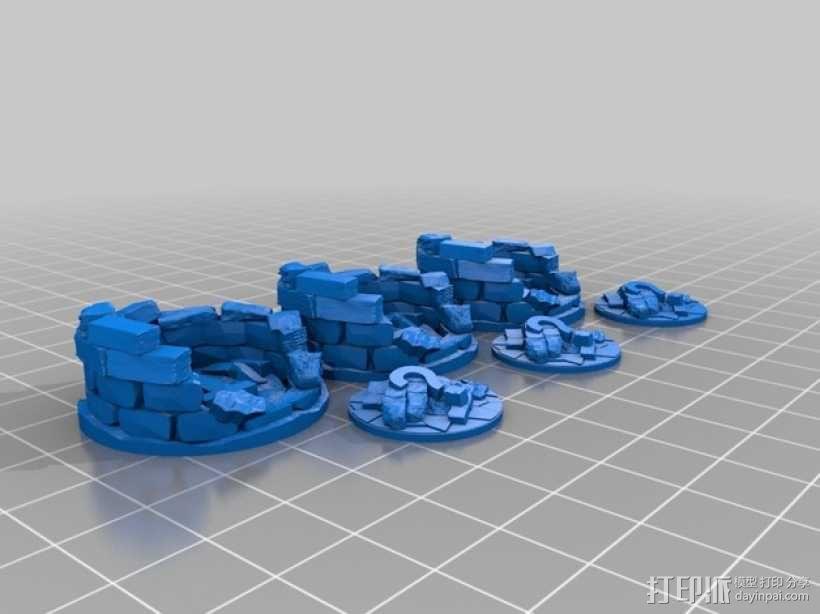 隐藏的ABC/123  3D模型  图1