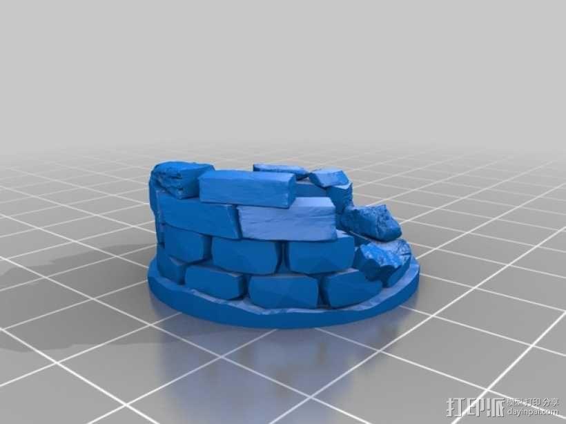 隐藏的ABC/123  3D模型  图2