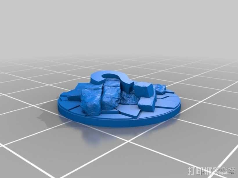隐藏的ABC/123  3D模型  图3