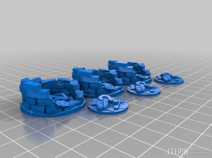 隐藏的ABC/123  3D模型  图7