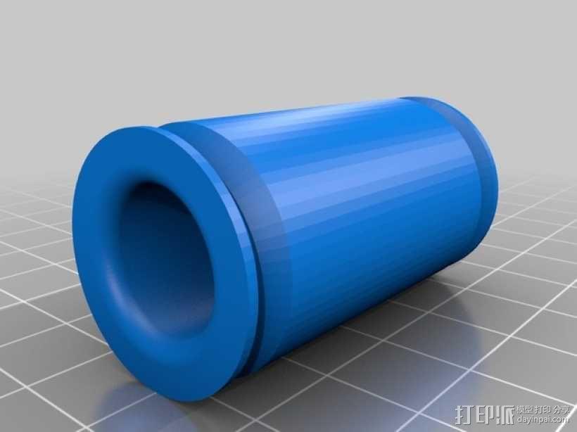 焊锡机 3D模型  图3