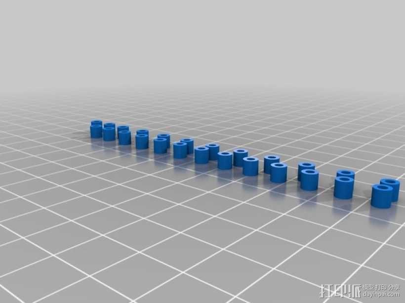 链轮和链条 3D模型  图5
