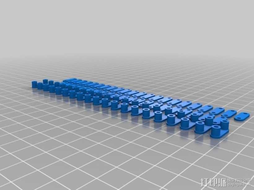 链轮和链条 3D模型  图6