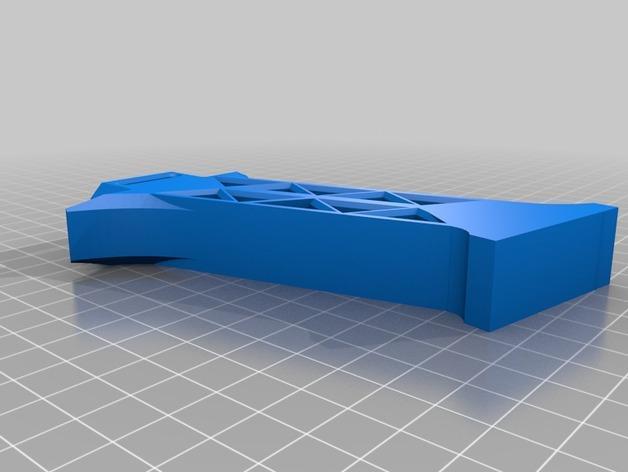Delta Elite 四轴飞行器骨架 3D模型  图20