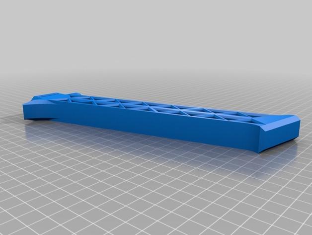 Delta Elite 四轴飞行器骨架 3D模型  图27
