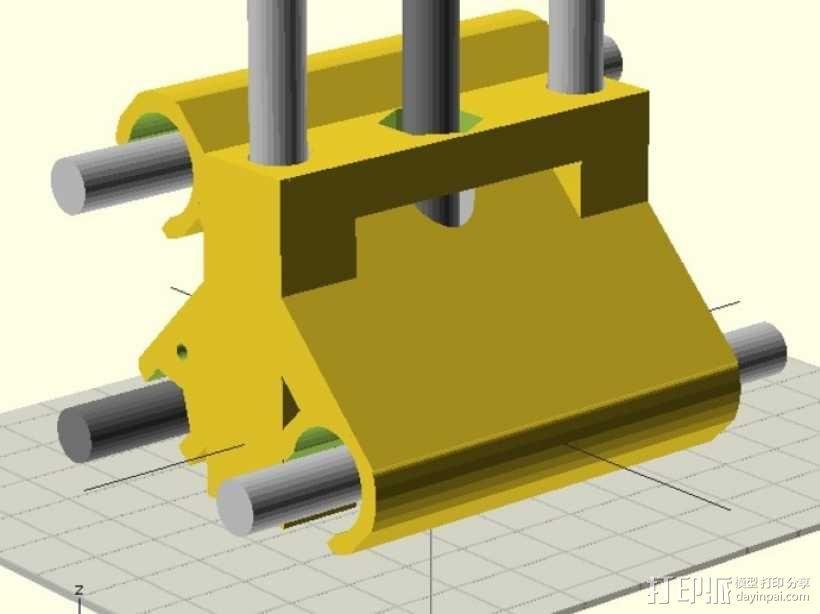 Cyclone PCB 车床 3D模型  图11
