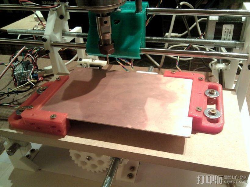 Cyclone PCB 车床 3D模型  图15