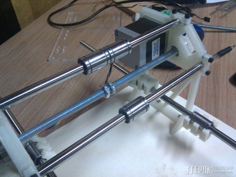 Cyclone PCB 车床 3D模型  图30