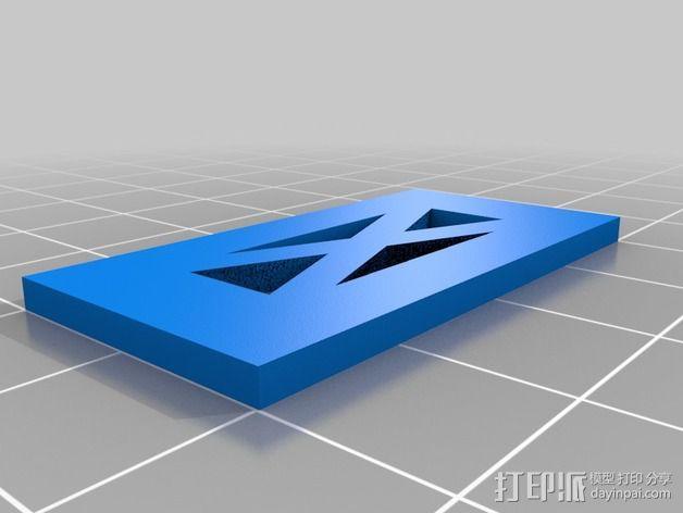 """PARROT 旋转蜘蛛""展示台 3D模型  图6"