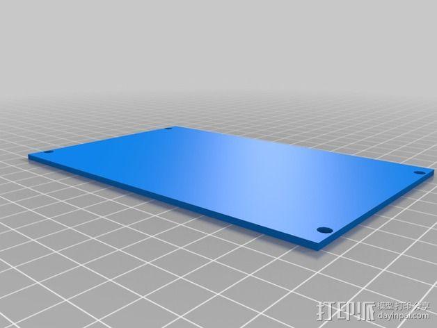 Eurorack模块合成器的模块 3D模型  图4