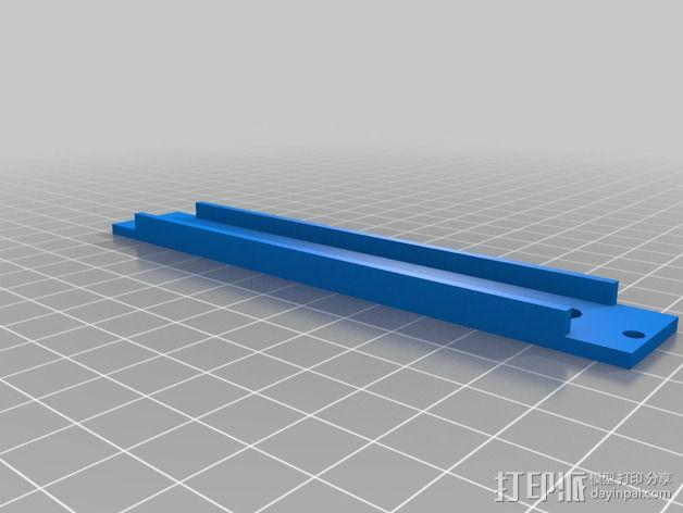 Eurorack模块合成器的模块 3D模型  图5