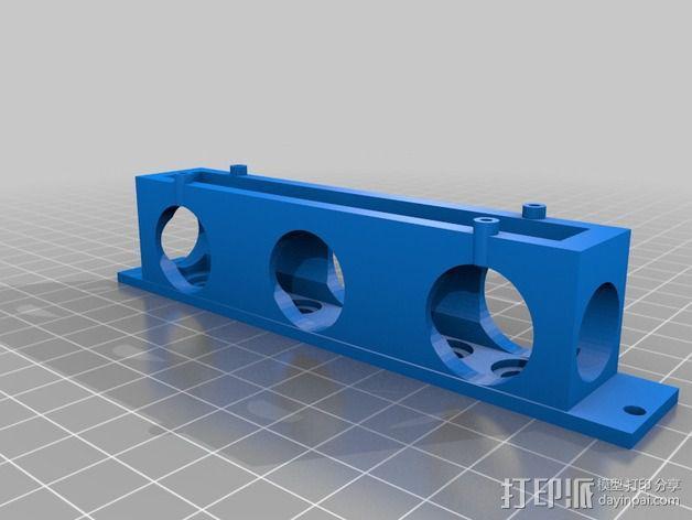 Eurorack模块合成器的模块 3D模型  图6