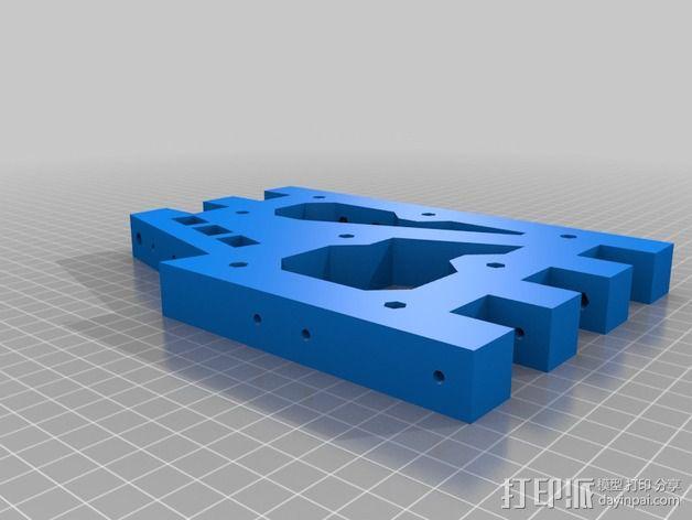 Vincy复合弓 3D模型  图3