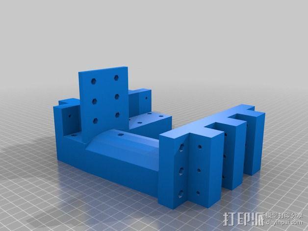 Vincy复合弓 3D模型  图6
