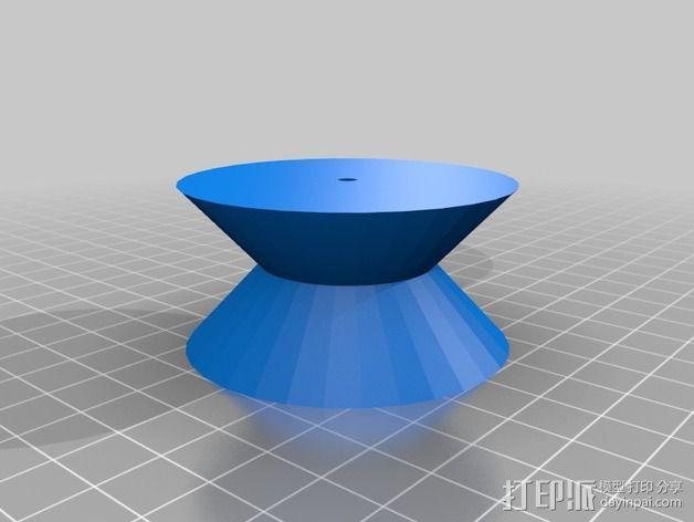 Vincy复合弓 3D模型  图5