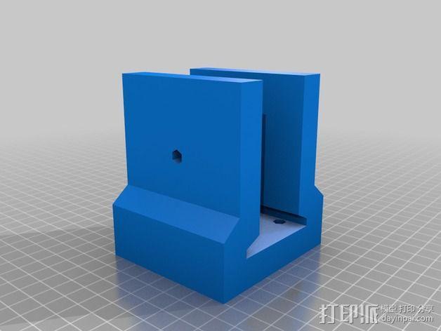 Vincy复合弓 3D模型  图7
