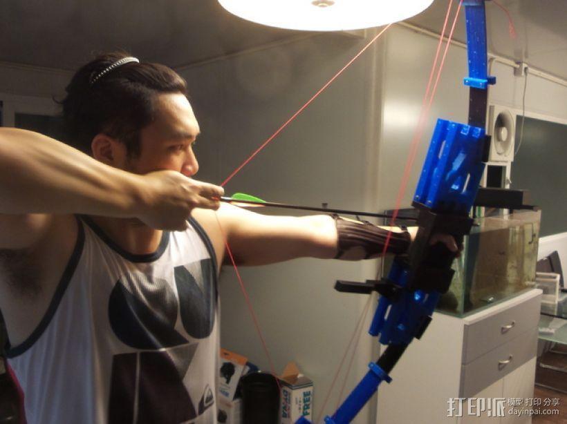 Vincy复合弓 3D模型  图10