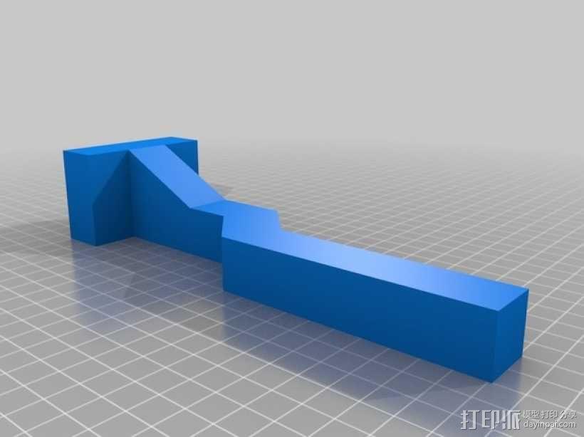 Vincy复合弓 3D模型  图11