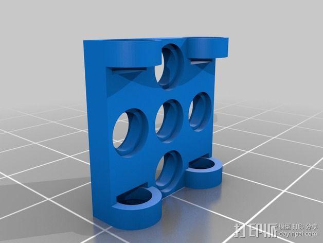 迷你DARWIN机器人 3D模型  图4