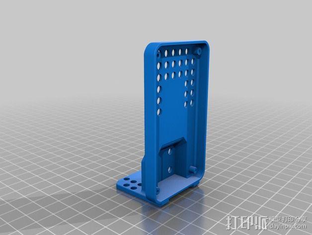 迷你DARWIN机器人 3D模型  图5