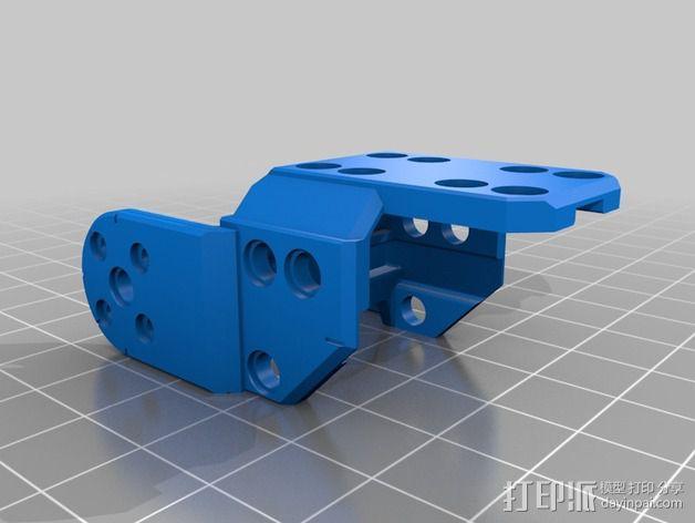 迷你DARWIN机器人 3D模型  图8