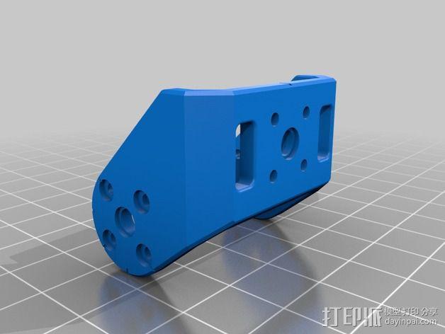 迷你DARWIN机器人 3D模型  图7
