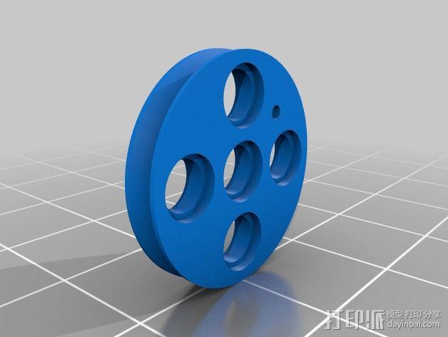迷你DARWIN机器人 3D模型  图10