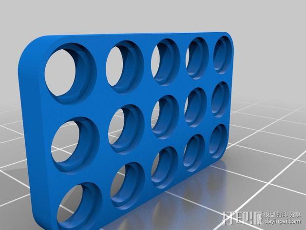 迷你DARWIN机器人 3D模型  图9