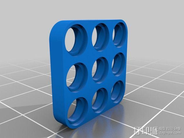 迷你DARWIN机器人 3D模型  图11