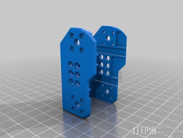 迷你DARWIN机器人 3D模型  图13