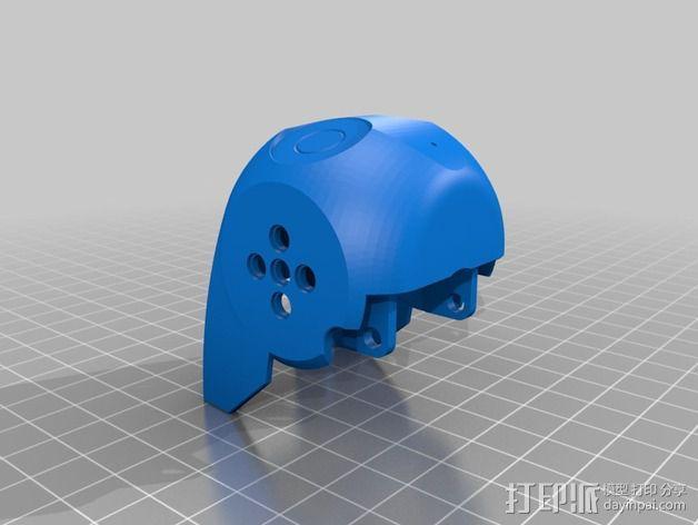 迷你DARWIN机器人 3D模型  图16