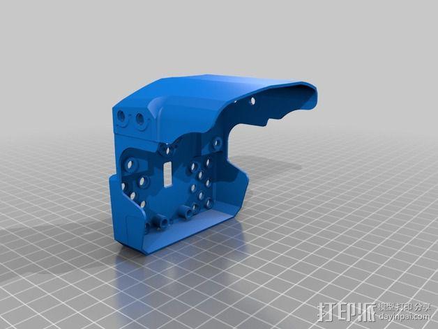 迷你DARWIN机器人 3D模型  图17