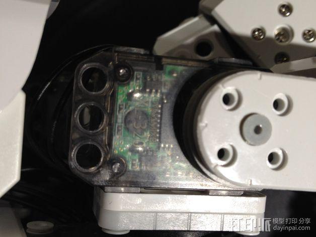 迷你DARWIN机器人 3D模型  图19