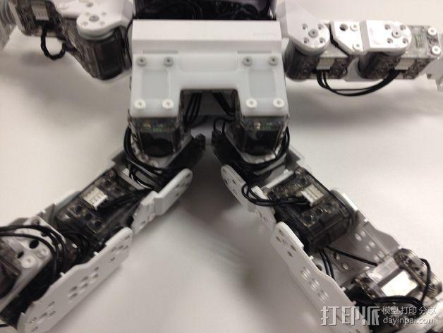 迷你DARWIN机器人 3D模型  图26