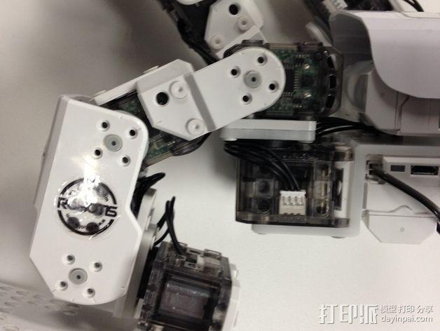 迷你DARWIN机器人 3D模型  图29