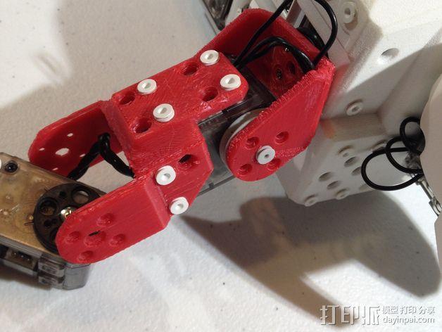 迷你DARWIN机器人 3D模型  图36