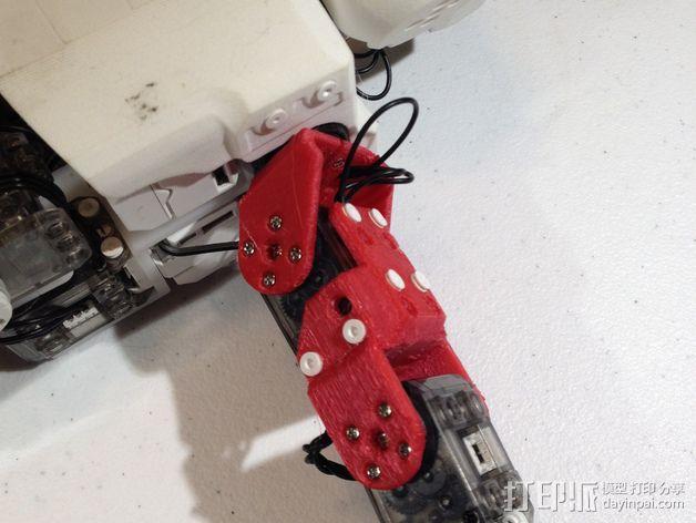 迷你DARWIN机器人 3D模型  图38