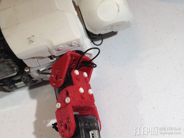 迷你DARWIN机器人 3D模型  图42